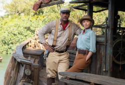 Jungle Cruise 2 reportedly within the works with Dwayne Johnson and Emily Blunt