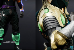 Destiny 2 disables 2 Exotics after players break the game with green pants and a hammer