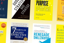 Hone Your Strategic Pondering Abilities With These 8 Books