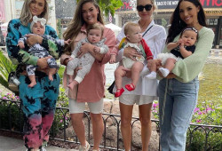 Vanderpump Principles Moms Reunite for the First Time With All Their Infants